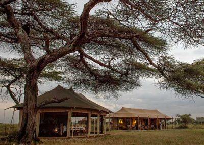 Namiri Plains Camp