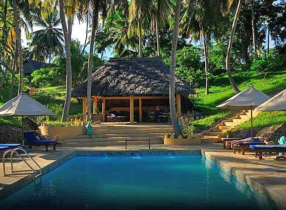 Kinasi Lodge, Mafia Island