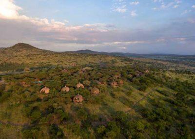 Serengeti Serena Lodge